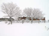 Snow April of 2013